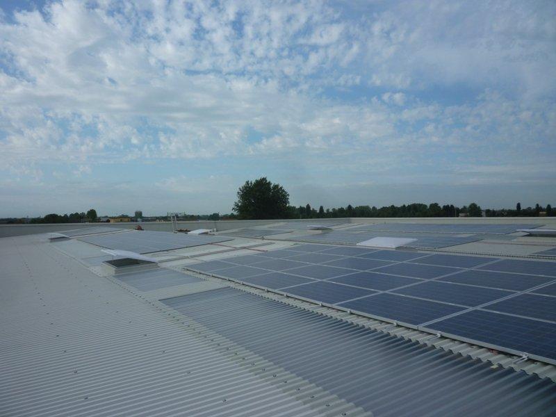 Impianto fotovoltaico 60 kW - 2014