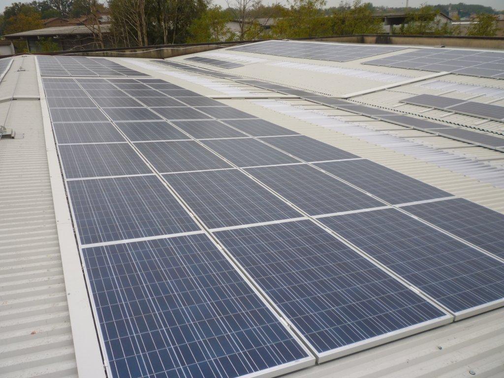 Impianto fotovoltaico 199 kW - 2014